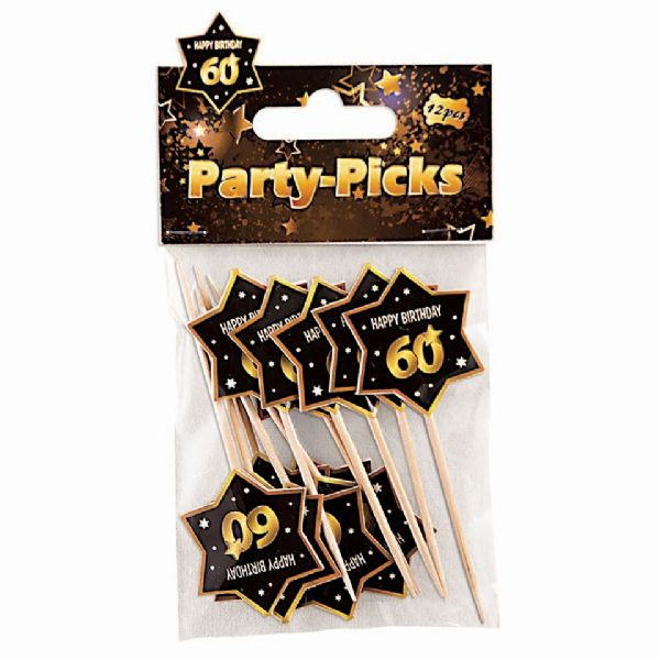 60th Birthday Party Picks